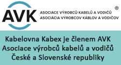 Kabex je členem AVK
