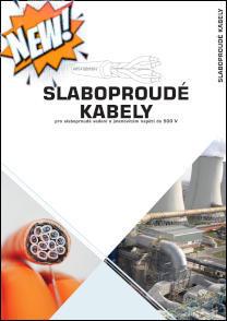 Brožura Slaboproudé kabely