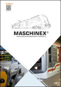 Brožura Kabely Maschinex